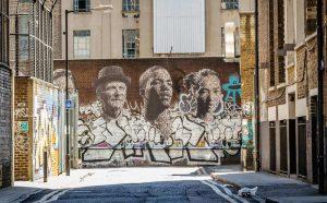 London Graffiti, Henry Glover Photography, Sunshine Coast Photographer © 2020