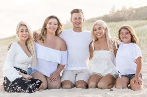 Slavin Family Children - Henry Glover Photography, Sunshine Coast Portrait Photographer © 2020